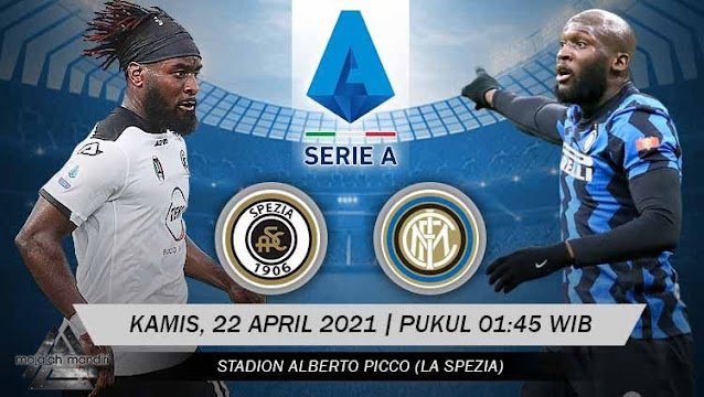 Prediksi Spezia Vs Inter Milan