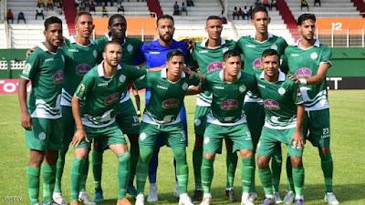 """لاعبو الرجاء المغربى يخضعون لاختبارات """"كورونا"""" باستثناء 7 نجوم"""