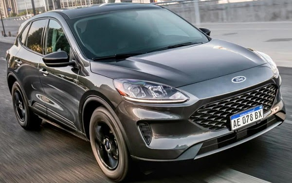 Ford Kuga Titanium AWD (2021) Precio, Motor, Medidas y ...