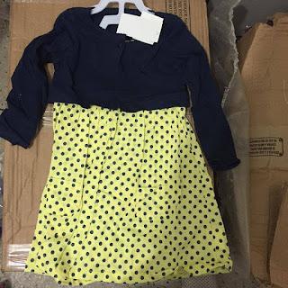 Revendedores de moda infantil