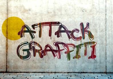 Font Attack Grafiti