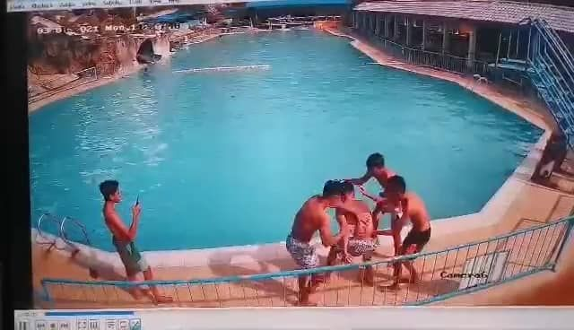 Young man nearly dies after getting pranked