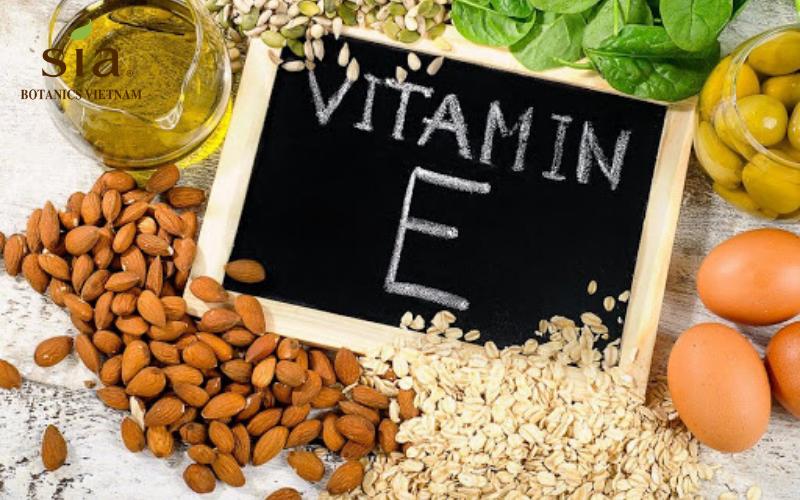 Vitamin e rất tốt cho da trong các loại serum tốt nhất hiện nay