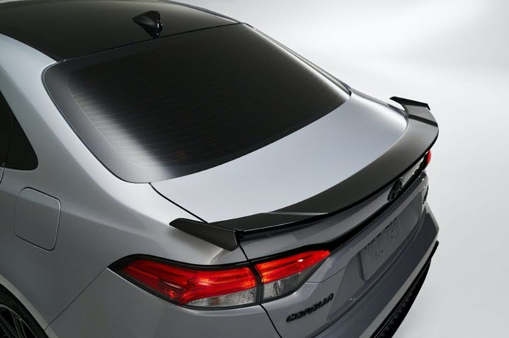 Toyota Corolla 2021 ra mắt bản đặc biệt - hầm hố và thể thao hơn