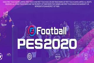 Anda jangan lupa untuk Unduh juga file  Download FTS Mod PES 2020 V2 Update