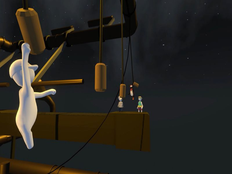 Human Fall Flat Highly Compressed Free Download