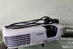 Proyektor Epson EB-S7 (Second)