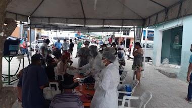 Prefeitura de Jaguarari realiza ações de combate a Covid-19 na sede e zona rural do município