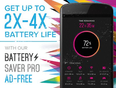 Battery Saver Pro 3.4.0 Apk Full - Aplikasi Hemat Baterai Android Terbaik
