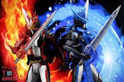 S.H. Figuarts Kamen Rider Blades Lion Senki 44