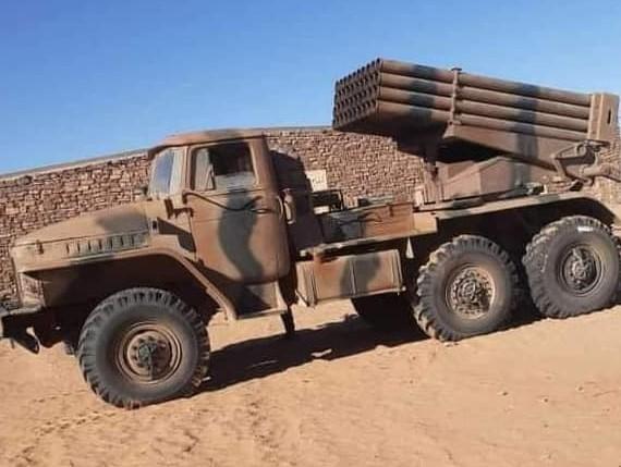 🔴 URGENTE | Intervención militar en curso en el norte del Sáhara Occidental tras la salida de una fuerza marroquí del muro militar.