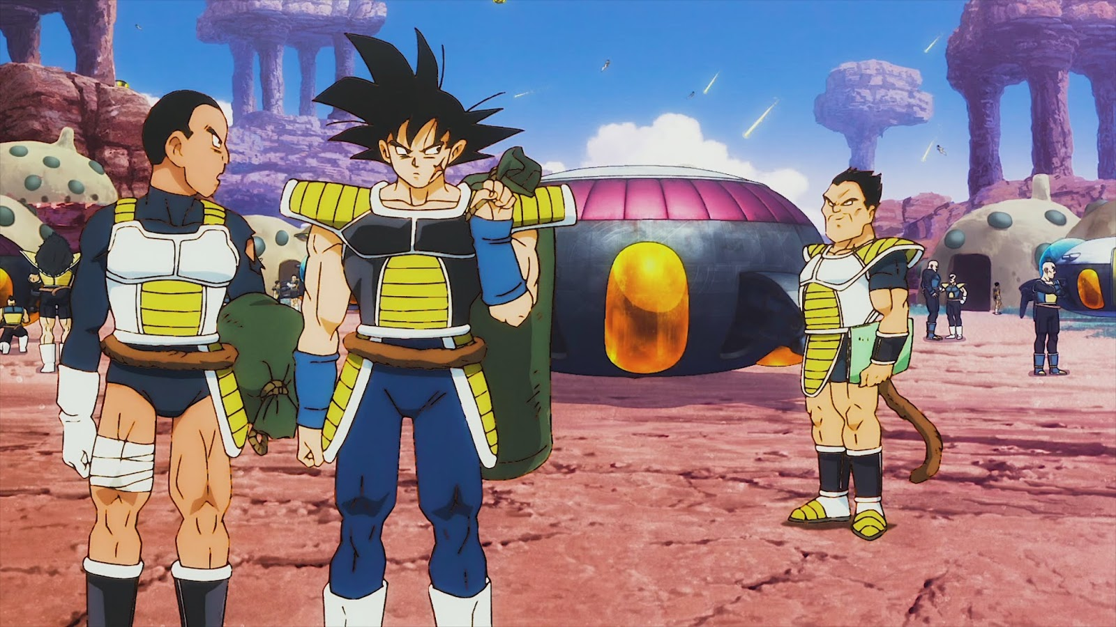 Dragon Ball Super Broly (2018) 4K UHD