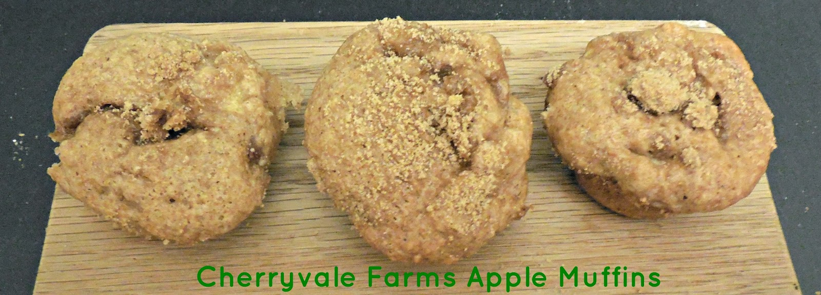 Cherryvale Farms Apple Muffins