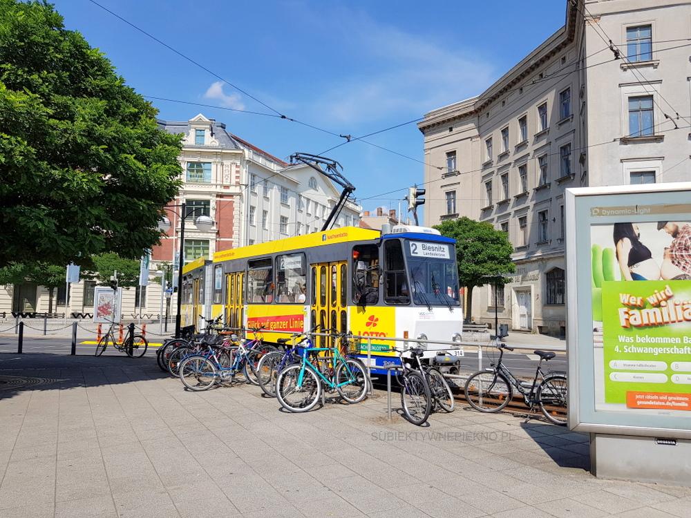 Goerlitz komunikacja miejska tramwaje