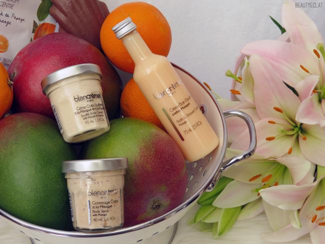 avis soins blancreme trio mangue papaye