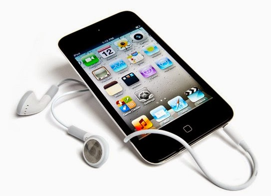 Apple - iPod touch 4th Generation