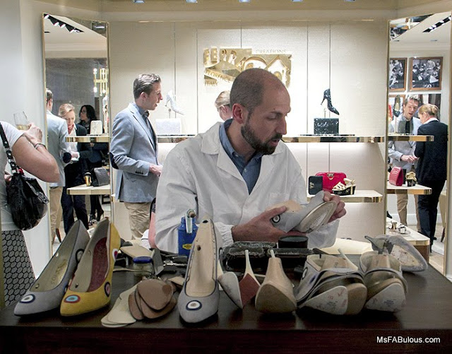 ferragamo shoe factory
