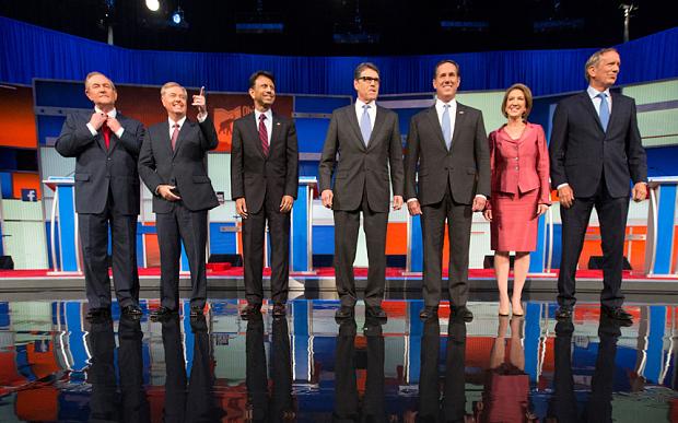 Eleições americanas: Carly Fiorina sai na frente em debate