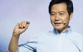 Photo of Lei Jun,  Founder, Chairman and CEO