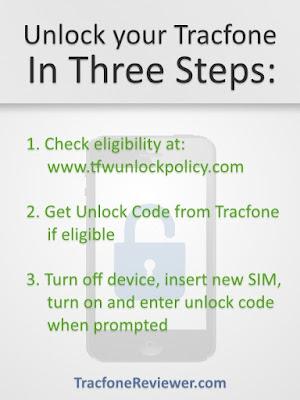 unlock tracfone smartphone