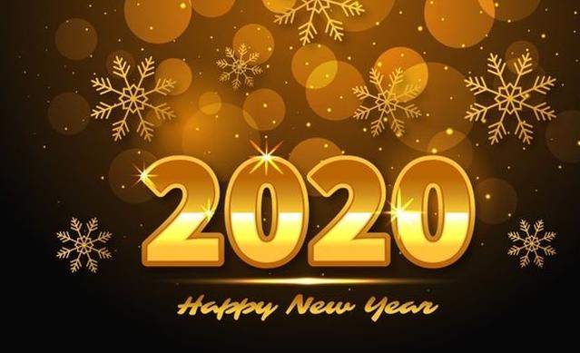 100 Kata-Kata Ucapan Selamat Tahun Baru 2020