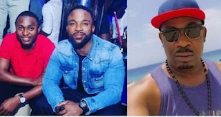 Don Jazzy gave me my life back after ubi Franklin betrayed me. --- Iyanya reveals