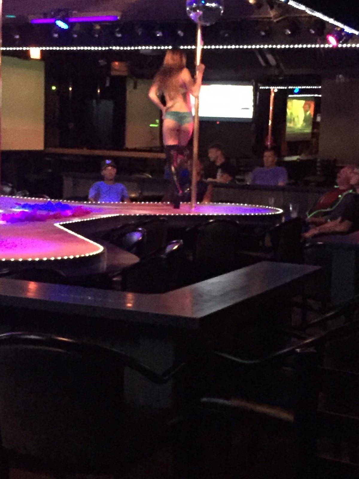 Las Vegas Strip Clubs Faq, Details Upcoming Events