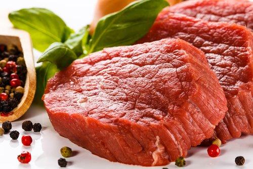 Las carnes rojas