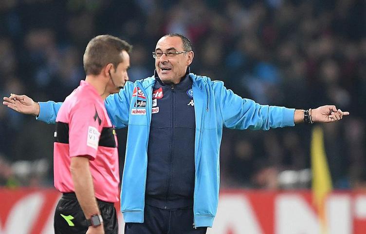 Sarri zabranio izgovaranje riječi Juventus