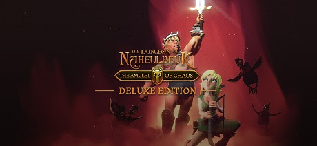 The Dungeon Of Naheulbeuk The Amulet Of Chaos Deluxe Edition-GOG