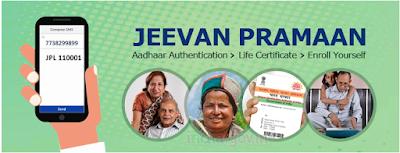 जीवन प्रमाण पत्र (Life Certificate) क्या है