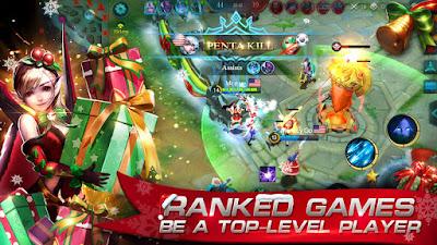Mobile Legends Bang bang APK Mod Special Christmas