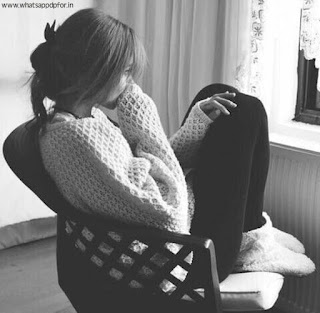 sad alone girl dpz