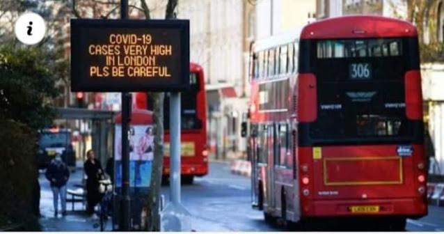 بريطانيا تؤكد إلغاء جميع قيود كورونا حتى الكمامات بعد 19 الجاري