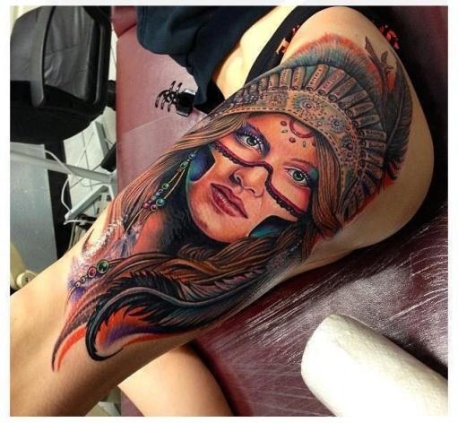 significado das tatuagens