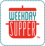 #WeekdaySupper Logo