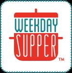 #WeekdaySupper Logo