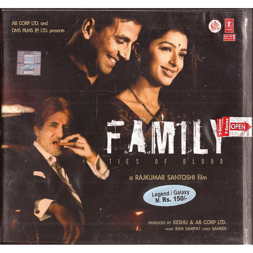Download Family - Ties Of Blood [2006-MP3-VBR-320Kbps] Review