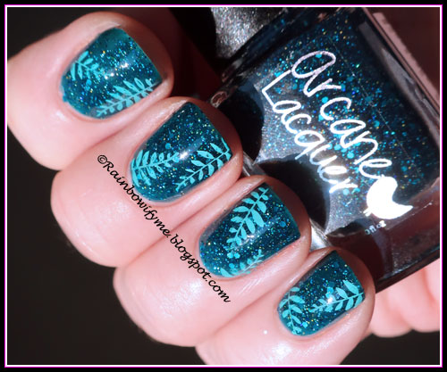 Arcane Lacquer: Midnight Swim