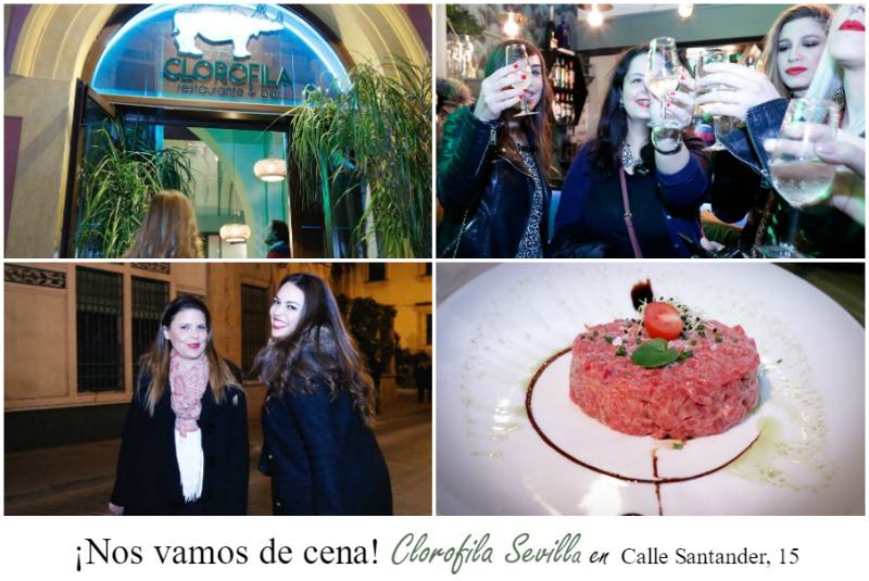 restaurante y bar de copas en Sevilla