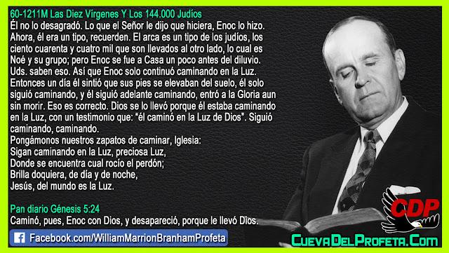 El misterio de Enoc - William Branham en Español