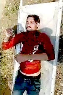 जाम नदी मे मिली तैरती मिली लाश, पुलिश की तफ्तीश जारी