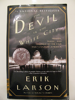 White city book serial killer