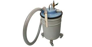 vacuum cleaner pneumatic