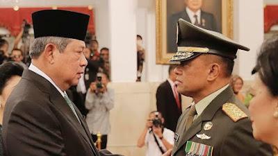 Gatot Tolak Ikut Kudeta, AHY Bawa Pasukan Ketua DPD 'Serbu' Kemenkum-HAM