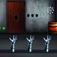 Play MirchiGames Horror Escape 3