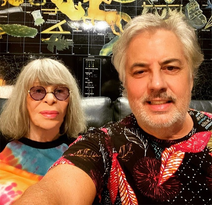 João Lee e Beto Lee remodelam hits da mãe, Rita Lee, no segundo volume de disco de remixes