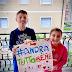 """""""Andrà tutto bene"""": crianças italianas compartilham mensagens de esperança em desenhos pelo país"""