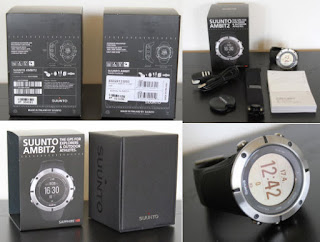 Suunto Ambit 2 and 2S In-Depth Review