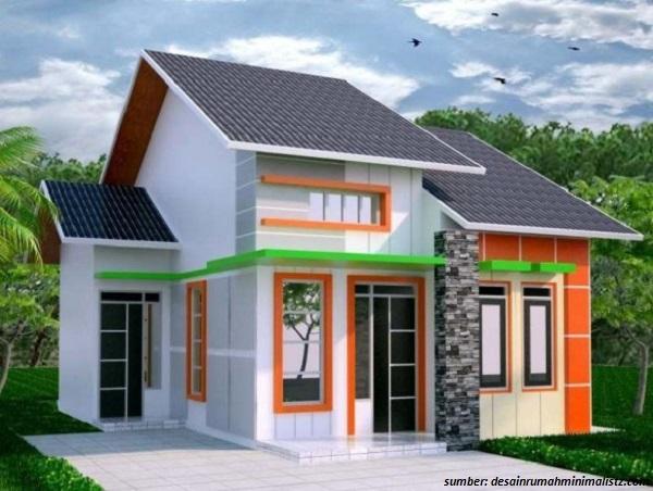 37 Desain Rumah Minimalis Tampak Depan yang Jadi Tren di 2017